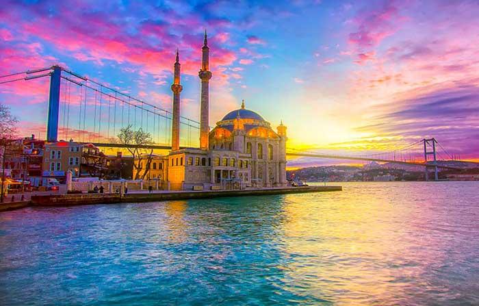 فعالیت فقط در کشور ترکیه