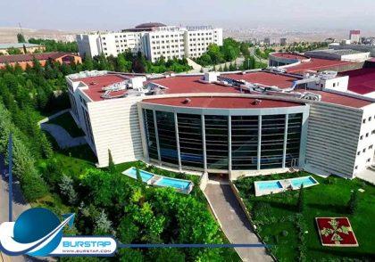 دانشگاه باشکنت ترکیه